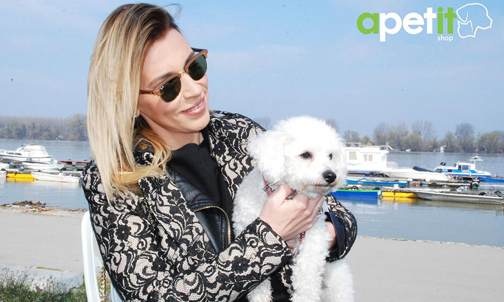 Irina Vukotić: Papi je Iskrin pas o kome ja brinem