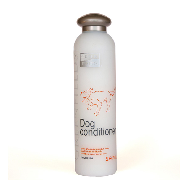 Greenfields Dog shampoo and conditioner