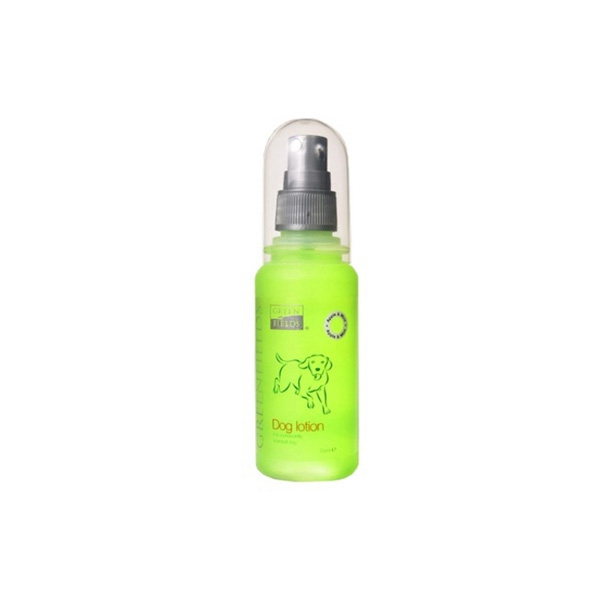 Greenfields Dog lotion apple and mint