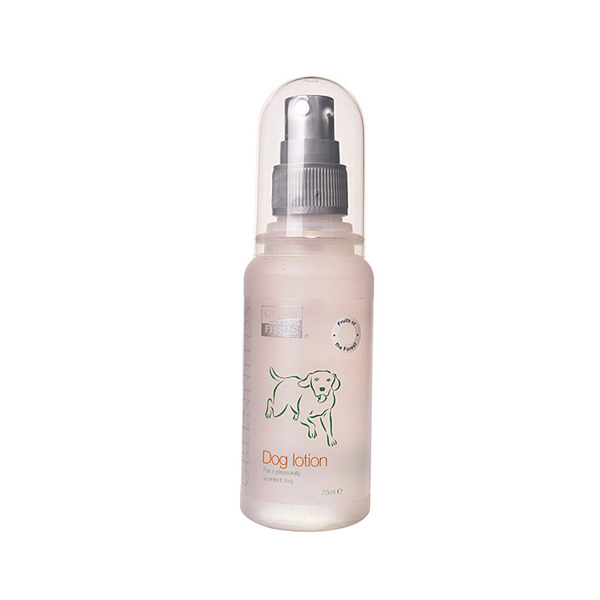 Greenfields Dog lotion fruit of the forests