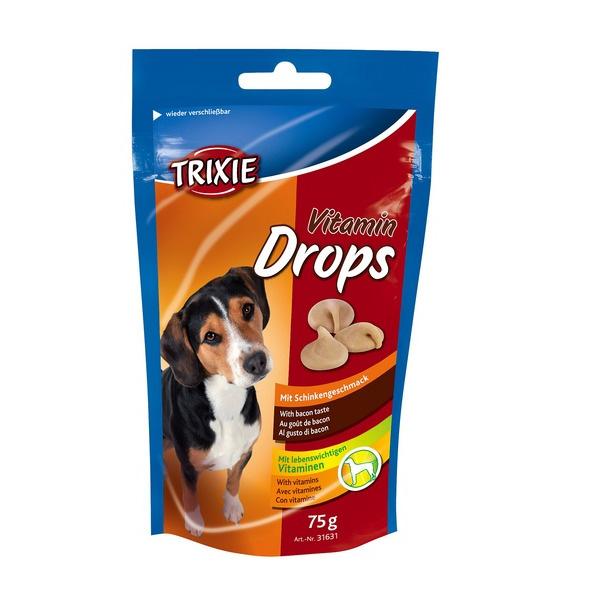 Trixie Snacks - Vitamins Drops with Ham