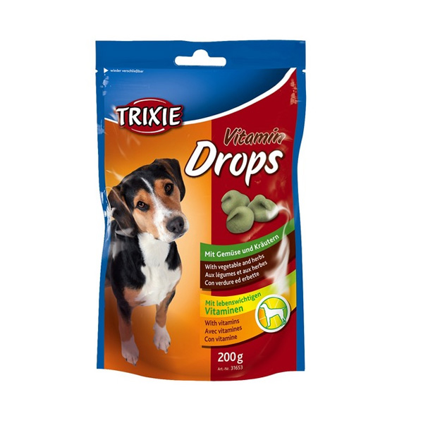 Trixie Snacks - Vitamins Drops with Vegetables and Herbs