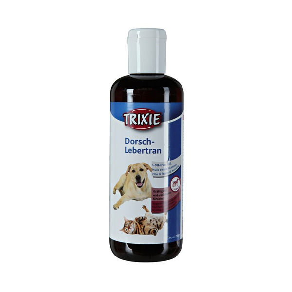 Trixie Supplementary Food - Cod Liver Oil