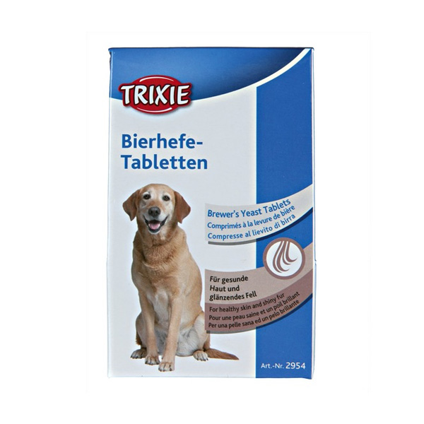 Trixie Supplementary Food - Brewers Yeast Tablets