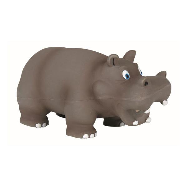 Trixie Latex Toys - Hippo
