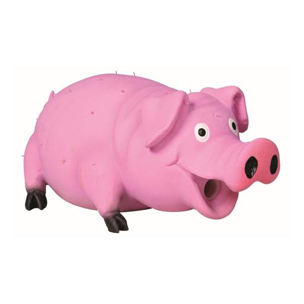 Trixie Latex Toys - Bristle Pig