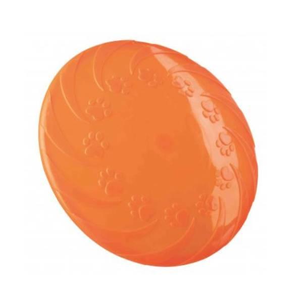 Trixie Dog Disc - Natural Rubber Dog Disc