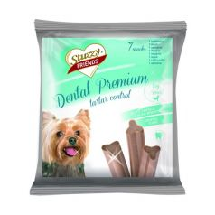 Stuzzy Friends Dog Dental Premium Toy/Small 110gr - Apetit shop