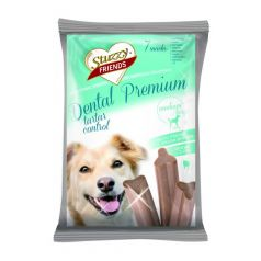 Stuzzy Friends Dog Dental Premium Medium/Large 210gr  - Apetit shop