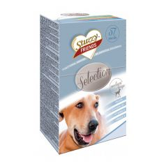 Stuzzy Friends Dog Selection Medium/Large 57 komada 810gr - Apetit shop