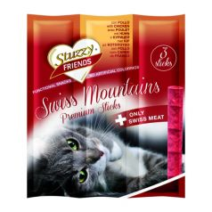 Stuzzy Friends cat stick alpska piletina - Apetit shop