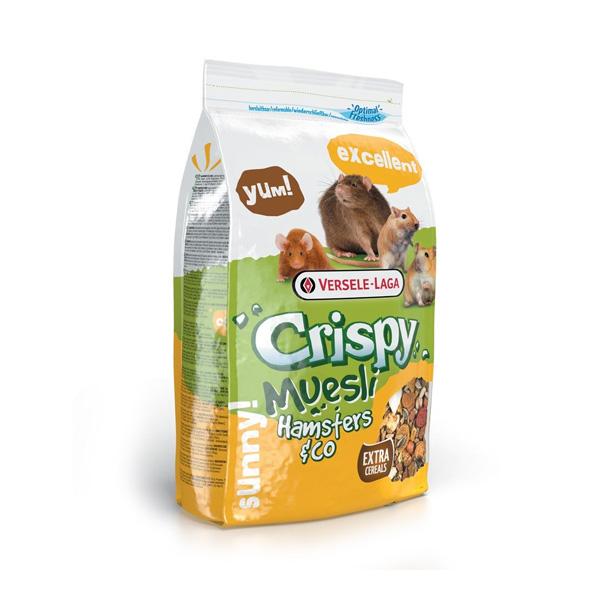 Versele Laga Crispy muesli hamster