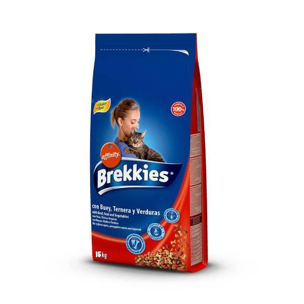 Brekkies Cat Mix Beef