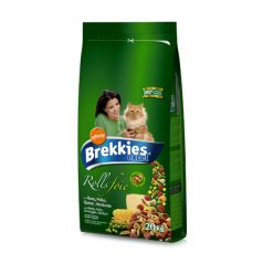 Brekkies Cat Rolls Foie 20kg - Apetit shop