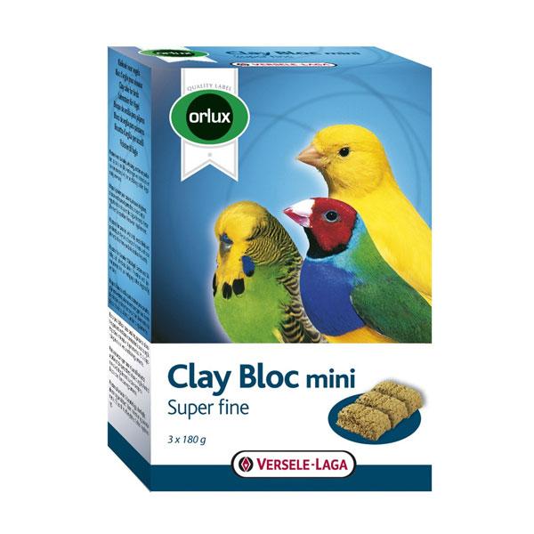 Versele Laga Orlux clay bloc mini
