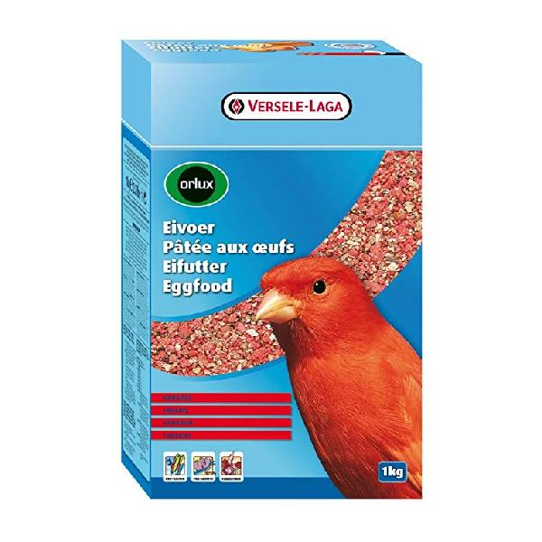 Versele Laga Orlux eggfood dry red canary