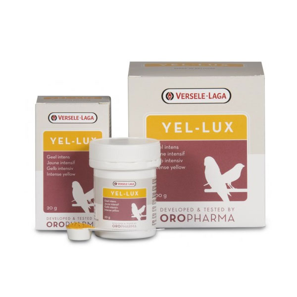 Versele Laga Oropharma yel-lux 20gr