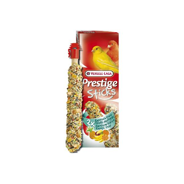 Versele Laga Prestige 2 Sticks Canaries Exotic Fruit