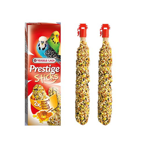 Versele Laga Prestige 2 sticks parrots honey