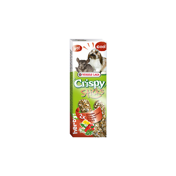 Versele Laga 2 stick rabbit and chinchilla herbs