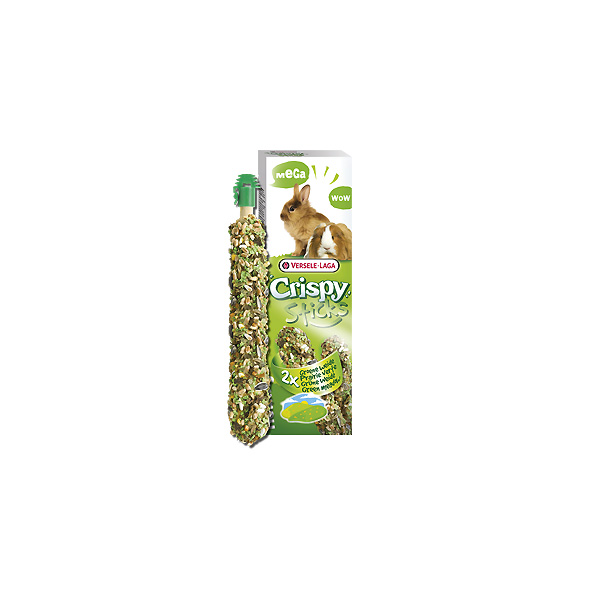 Versele Laga 2 stick rabbit and guinea pig green meadow
