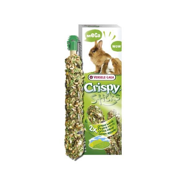 Versele Laga 2 Stick Rabbit&Guinea Pig Green Meadow