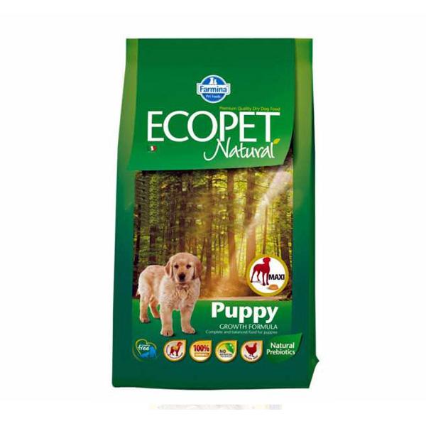 Farmina Ecopet natural puppy maxi GRATIS AKCIJA | Apetit shop - Online prodaja hrane i opreme za kućne ljubimce