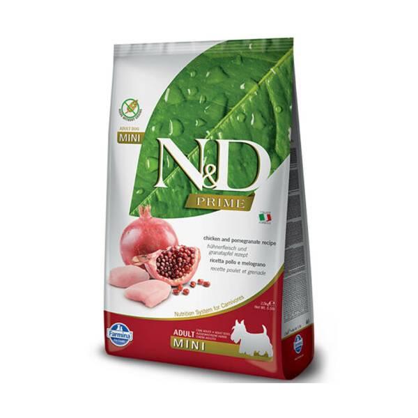 Farmina N&D Prime Chicken&Pomegranate Mini