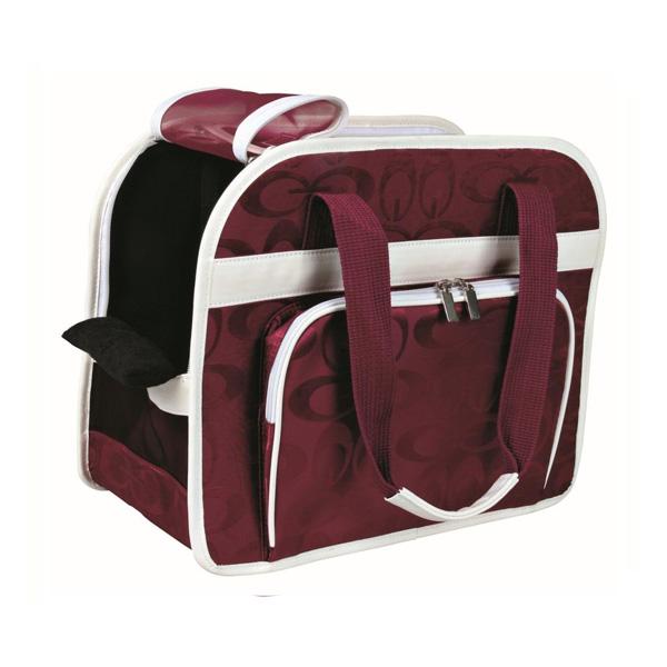 Trixie Friends on Tour Bags - Alisha Bag, bordo/krem