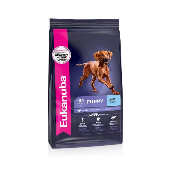 Eukanuba Puppy - Large Breeds    Apetit shop - Online prodaja hrane i opreme za kućne ljubimce