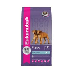 Eukanuba Puppy - Large Breeds 18kg  - Apetit shop