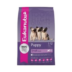 Eukanuba Puppy - Small Breeds 19kg - Apetit shop