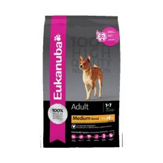 Eukanuba Adult - Medium Breeds 19kg  - Apetit shop