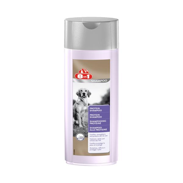 8 in1 Protein, šampon za pse