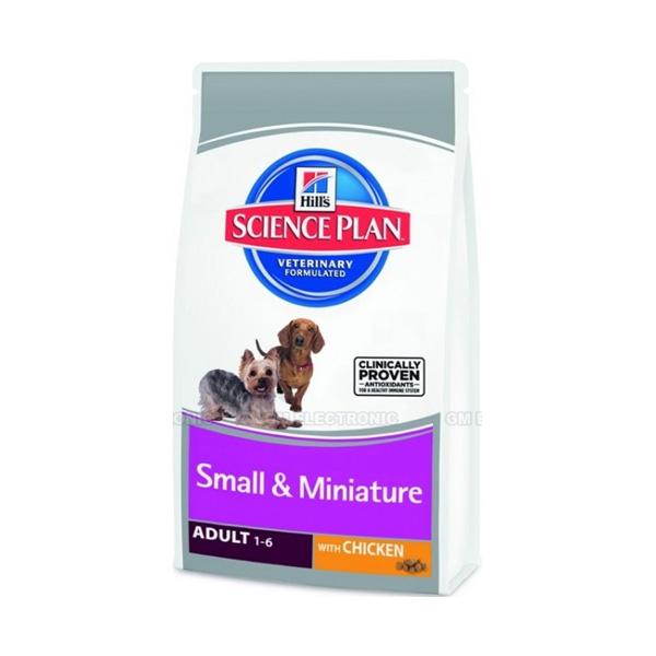 Hills Canine S&M adult 1,5kg