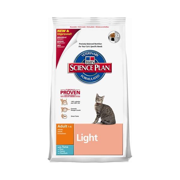 Hill's Feline adult light tuna 1,5kg