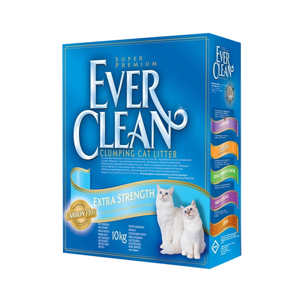 Ever clean extra strenght