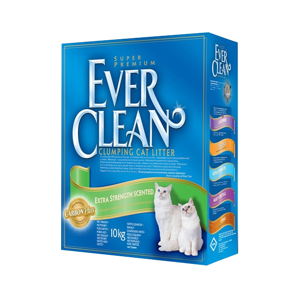 Ever clean extra strenght scented
