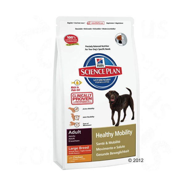 Hill's Canine adult healty mobility large