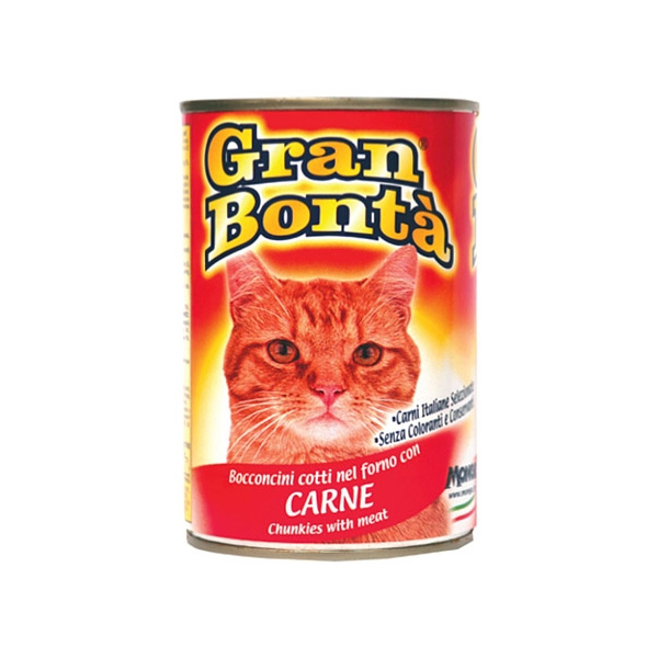 Monge Gran Bonta govedina, hrana za mačke, konzerva