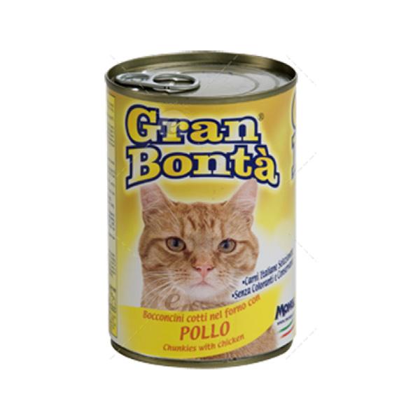 Monge Gran Bonta piletina, hrana za mačke, konzerva