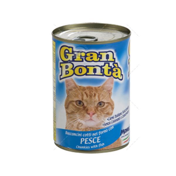 Monge Gran Bonta riba, hrana za mačke, konzerva
