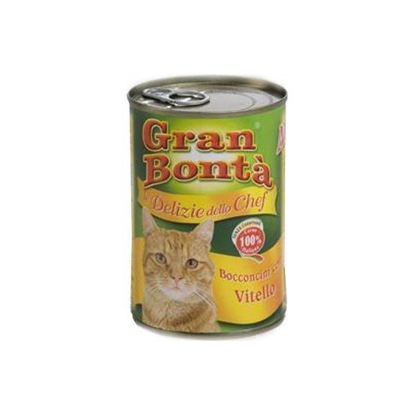 Monge Gran Bonta Chef teletina, hrana za mačke