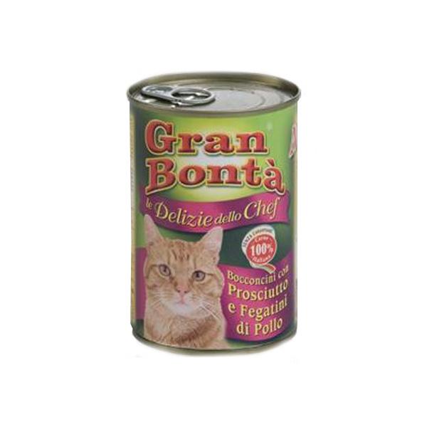 Monge Gran Bonta Chef šunka i džigerica, hrana za mačke