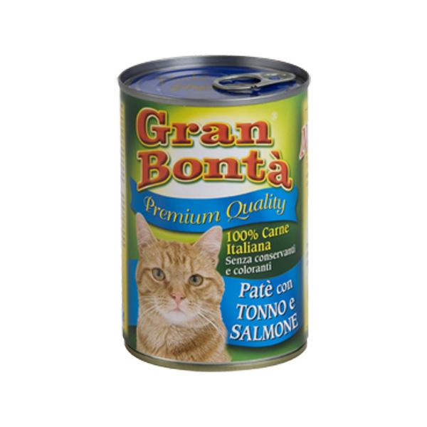 Monge Gran Bonta Del. losos i tuna, pašteta za mačke