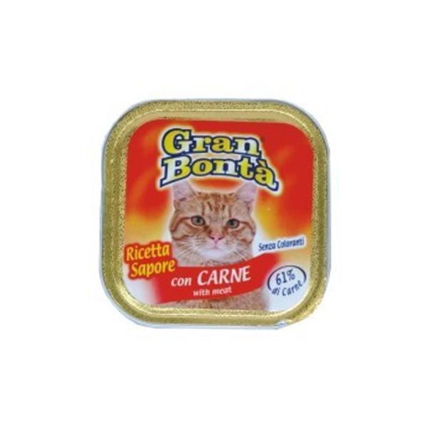 Monge Gran Bonta govedina, pašteta za mačke