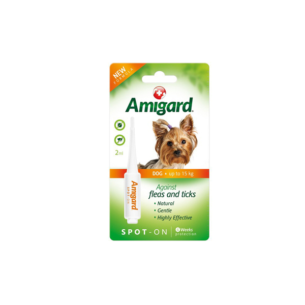 Amigard	Spot-On small dog