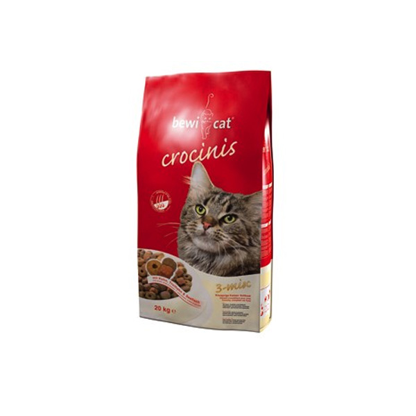 Bewi Cat Cat Crocinis 3 mix