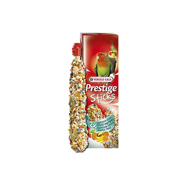 Versele Laga Prestige 2 sticks big parakeet exotic fruit