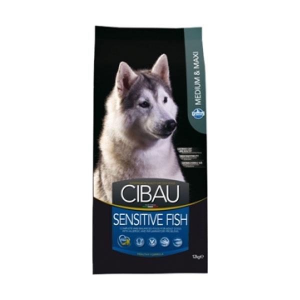 Farmina Cibau fish sensitive medium maxi GRATIS AKCIJA